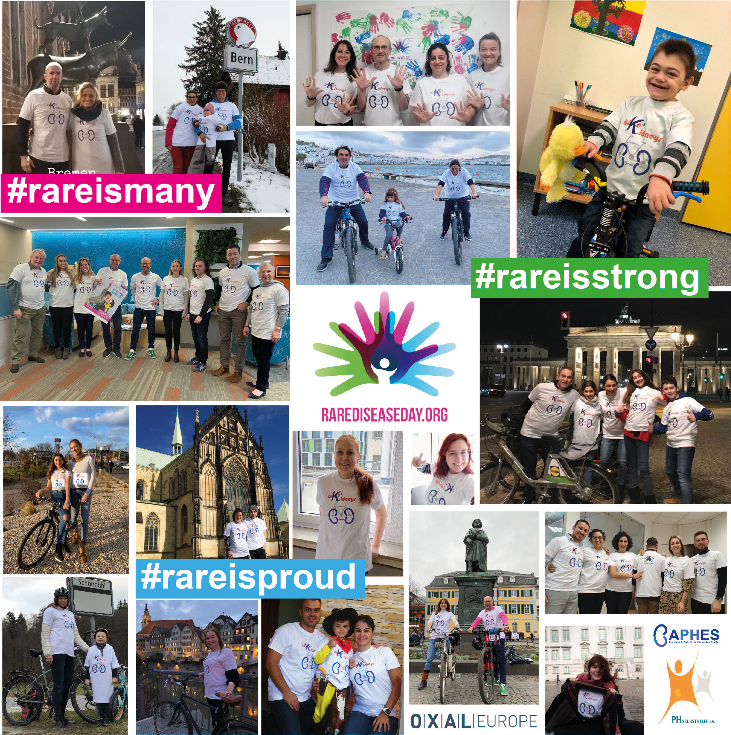 OxalEurope for the Rare Disease Day